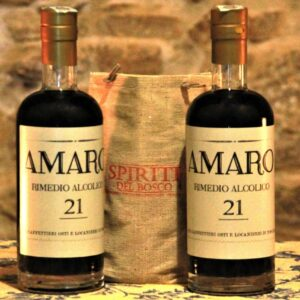 Amaro 21 digestivo vena di vino