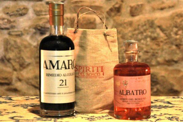 infusi alcolici vena di vino